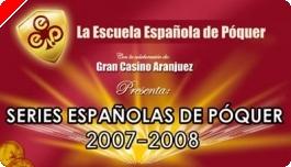 Cuarta etapa de las Series Españolas en el Casino de Aranjuez