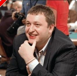 Tony G - Campeão do I Moscow Millions