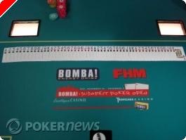 Budapest Poker Open - Menny és Pokol