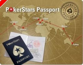 Passaporte da Poker Stars