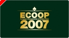 ECOOP 赛事 #3 - NLHE $350k 保证金比赛