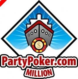 Satelliitit PartyPoker Million –turnaukseen alkavat netissä
