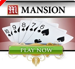 Mansion Poker com Freeroll de $15,000 Todos os Meses