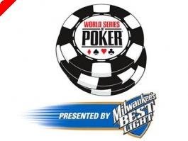 2008 WSOP - Hivatalos Versenynaptár