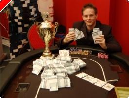 Rhine-Poker -Samuel Siebert schreibt deutsche Pokergeschichte