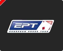 Rent Europeisk finalebord i EPT Praha