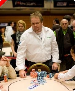 EPT Prága - Mikael Norinder vezet a mai Final Table előtt!