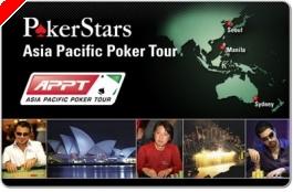 PokerStars APPT Sydney - Hachem parádé az 1C napon