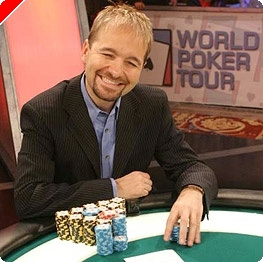 "Tournoi WPT  Five Diamond Poker Classic - Daniel ""KidPoker"" Negreanu rate le coche"