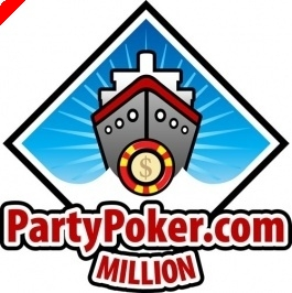 PartyPoker Millionのクオリファイは今オンラインで