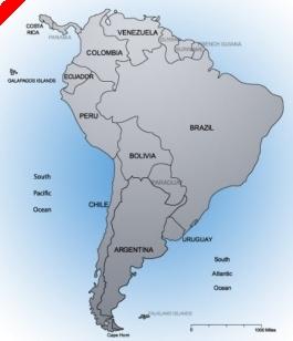 Tournois de Poker internationaux - Après l'EPT, le WPT et l'APPT, voici le Latin America Poker...