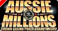 Mansion Poker からAussie Millionsへ