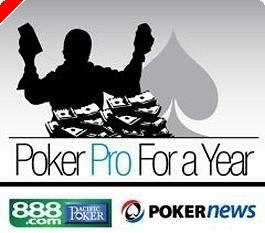PokerProForAYearファイナル進出者決定!