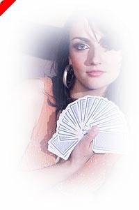 A női megérzés a pókerasztalnál