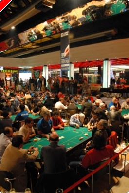 Dia 1 Casino Estoril Poker Open – PT.PokerNews – Mário Soares na Frente