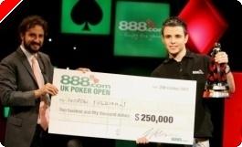UK PokerNews Exkluzivně: Rozhovor s vítězem 888 Poker Open Andrewem Feldmanem