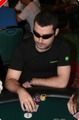 Final del dia 1A del PokerStars EPT PCA con un español entre los 3 primeros