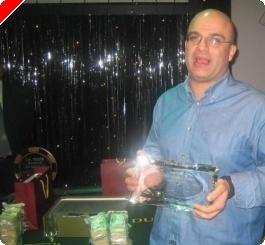 Walid Bou Habib Captures Lebanese Poker Title