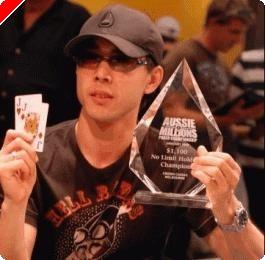 Aussie Millions, イベント#1, $1,100 NLHE – Vincent Wan優勝