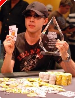 Aussie Millions, Event #1, $1,100 NLHE – Vincent Wan az első bajnok!