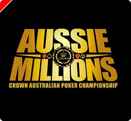Aussie Millions Събитие #4: $1,100 Limit Hold'em, Ден 1