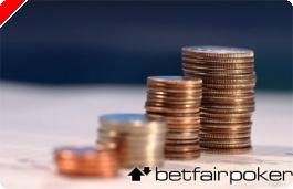 Nagy Pénzek Forognak a Betfair Poker CG asztalainál