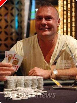 Aussie Millions Event #4 $1,100 Limit Holdem - Jamie Pickering villámgyors győzelme