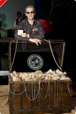 EPT PokerStars Caraïbes 2008 - Grand soleil sur le poker français avec la victoire de...