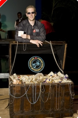 Elky Vence 2008 PokerStars Carribean Adventure