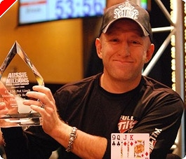 Aussie Millions, Event #7, $3,000 PLO w/ Rebuys: Watkinson Debuts with Win