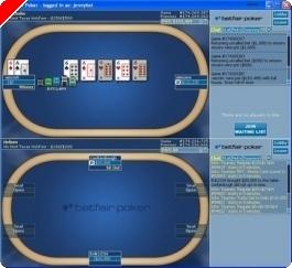 Muito Dinheiro a Rolar na BetFair Poker