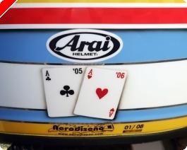 Fernando Alonso quiere el póquer de ases