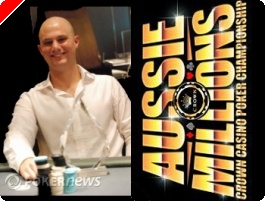 "Aussie Millions Heads-Up Championship – Jeff ""ActionJeff"" Garza Campeão"
