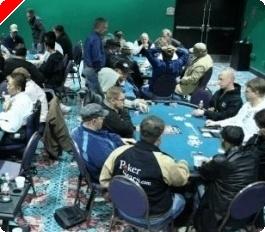 WSOP-C Tunica, Ден 2: Devia Води на Финала, Schneider Четвърти