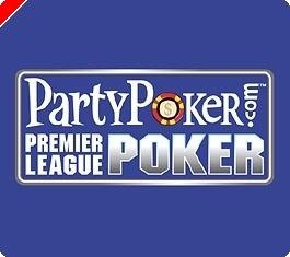 Party Poker Premier League Volta com $1 Milhão em Prémios!