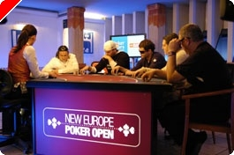 New Europe Poker Open II - Masters Tournament