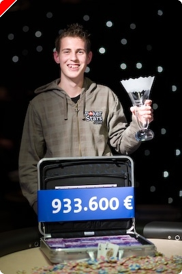 EPT Dortmund 2008 -  Michael 'Timex' McDonald, champion EPT à 18 ans