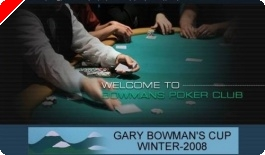 Gary Bowman's Cup Winter 2008