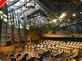 Scottish MP Calls for Gambling Addiction Tax