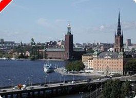 Sweden's Tax Spider Nets Poker Players