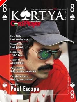 Megjelent a Kártya Magazin 8. száma