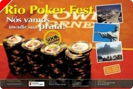 RIO POKER FEST – PT.PokerNews Cobertura Oficial
