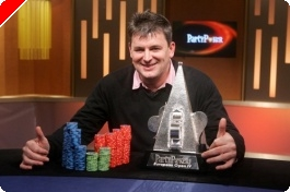 Nick Slade Wins the PartyPoker European Open