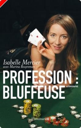 Livres poker - Isabelle 'No Mercy' Mercier et Philippe Bouvard parlent de poker