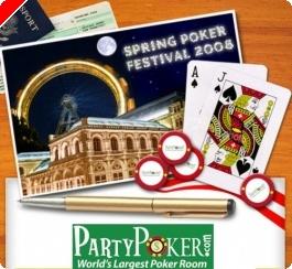 PartyPoker European Challenge 2 – Festival em Março