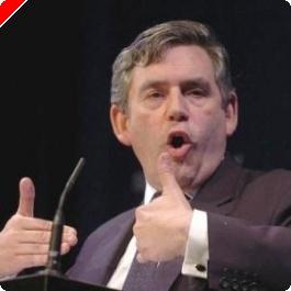 Brown首相が16の新しいカジノを承認