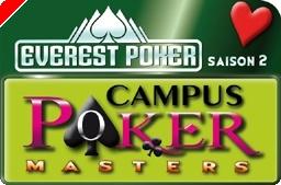 Tournoi étudiant - Les Campus Poker Masters : Saison 2