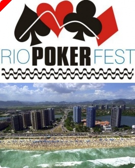 Quer ir Ao Brasil Jogar um Torneio com $250,000.00 Garantidos? – Rio Poker Fest – 14 a 16...
