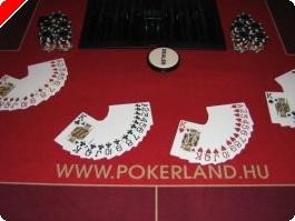 Pokerland Sportegyesület Terembemutató