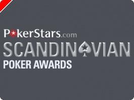Jonas Danielsson vann pris i Scandinavian Poker Awards